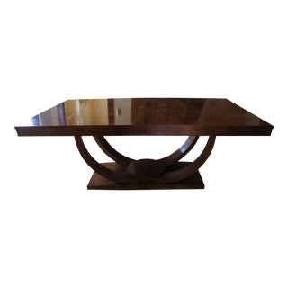 Century Furniture Omni Dining Table For Sale