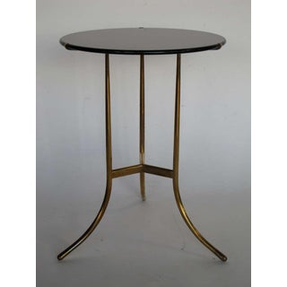 A Cedric Hartman Table With Black Granite Top Preview
