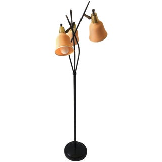 Yasha Heifetz Rotaflex Floor Lamp For Sale