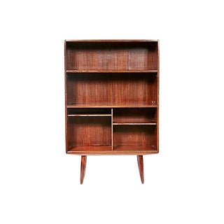 1960s Danish Rosewood Small Bookcase