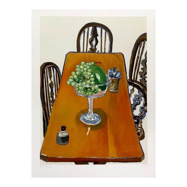 Alice Neel Jar from Samarkland 1982 For Sale