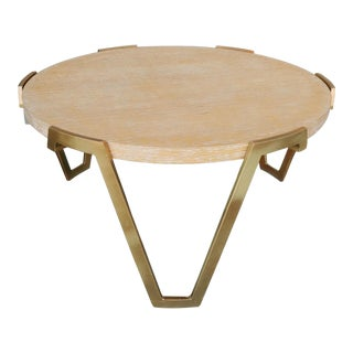Mid 20th Century Modern Coffee Table After Jean Royere For Sale