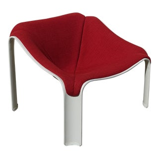Pierre Paulin F300 Lounge Chair for Artifort For Sale