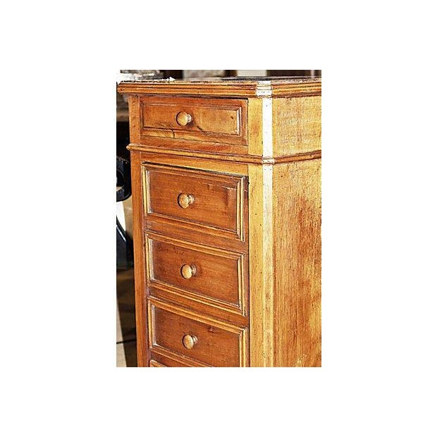 French Louis Philippe Night Table - Image 6 of 7