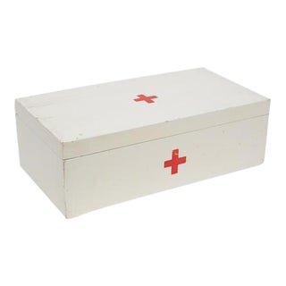 Swiss First Aid Box For Sale