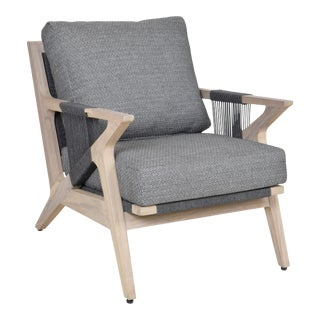 Bellevue Outdoor Lounge Chair For Sale