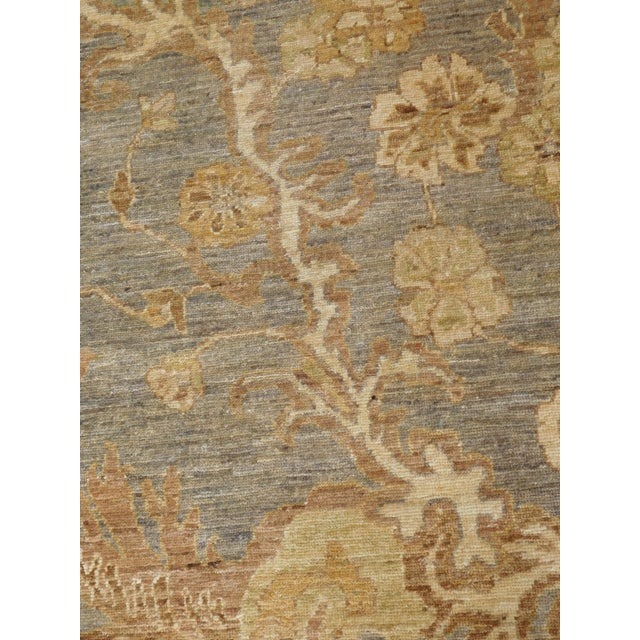 """Hand-Knotted Pakistan Rug - 3'5"""" x 4'10"""" - Image 6 of 10"""
