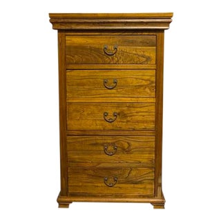 Chinese Shanghai Colony Dresser For Sale