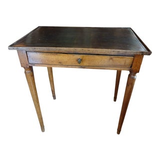 French Directoire Side Table For Sale