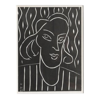 Teeny by Henri Matisse For Sale