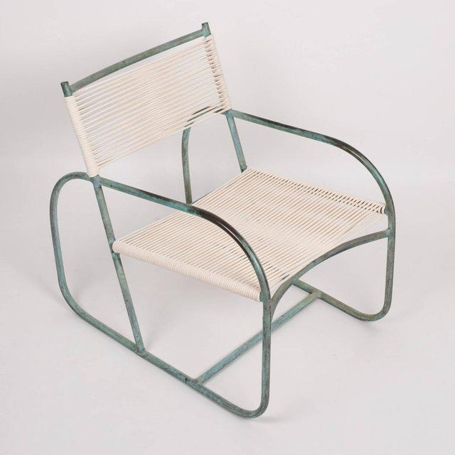 Early Model Walter Lamb Lounge Chair For Sale In Los Angeles - Image 6 of 9