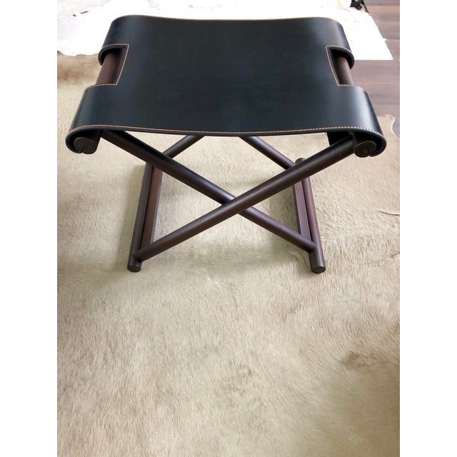 CHRISTIAN LIAIGRE / HOLLY HUNT - BAZANE STOOLS. Condition is used but in like new condition. these stools are in excellent...
