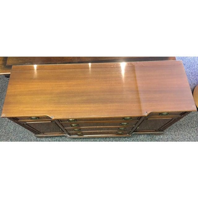 Vintage Bernhardt Sideboard Buffet For Sale - Image 10 of 10