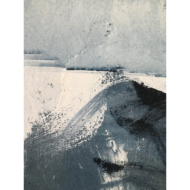 Signed Gino Hollander Original Acrylic Painting - Image 6 of 11