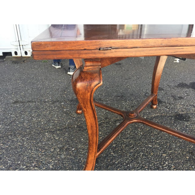 Dining Table With Leaves For Sale - Image 4 of 11