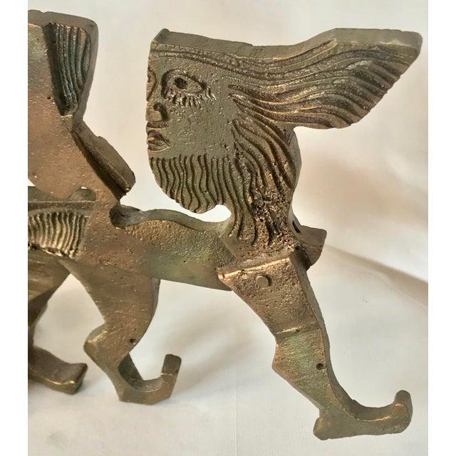 Paolo Soleri Paolo Soleri Bronze Sculpture For Sale - Image 4 of 8