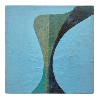 "Margaret Neill ""Spectator"" Painting For Sale"