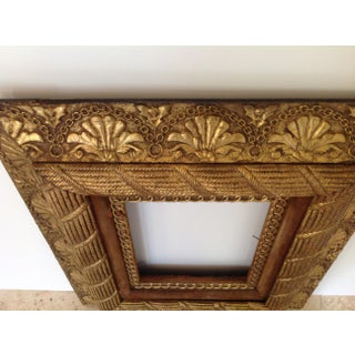 Antique Hand Carved Giltwood Frame Preview