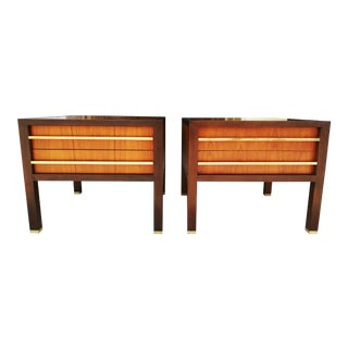 Michael Taylor for Baker Furniture Co. Tables - a Pair For Sale