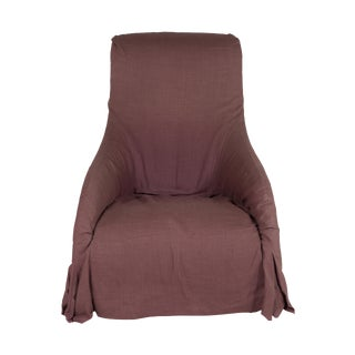 B&b Italia Apta Swivel Lounge Chair For Sale