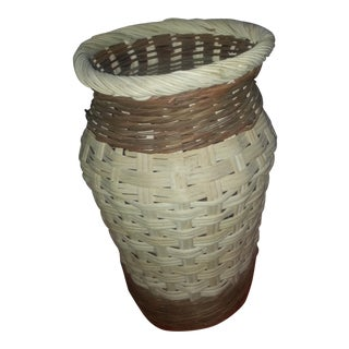 Wicker Umbrella Stand