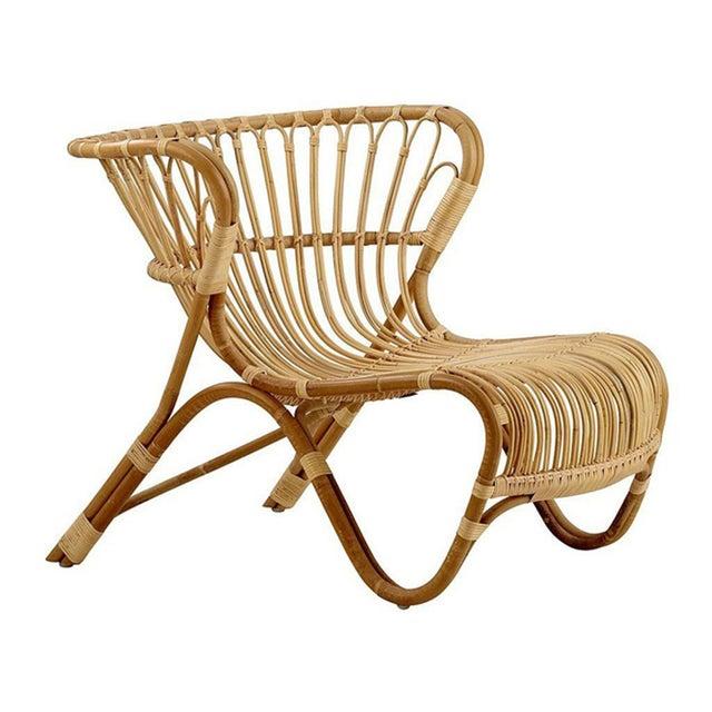 Danish Modern Fox Lounge Chair by Viggo Boesen For Sale - Image 3 of 3