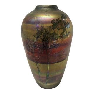 Weller Lasa Mid Century Vase For Sale