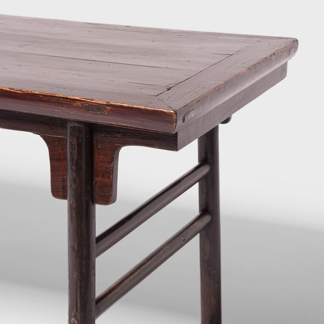 19th Century Chinese Calligrapher's Table For Sale In Chicago - Image 6 of 7