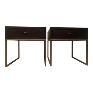Modern Desiron 'Arte' Side Tables - a Pair For Sale