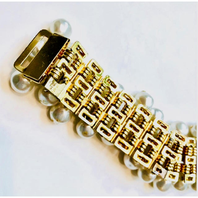 1980s Christian Dior Pearl Belt For Sale - Image 10 of 12