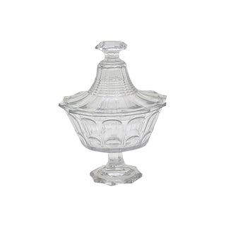 1920s French Absinthe Sugar Cube Bowl For Sale
