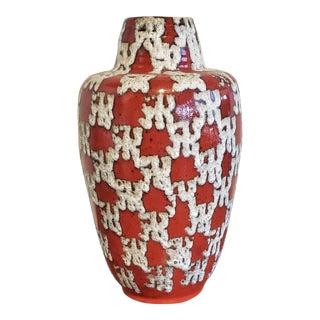 """E S KEramik """"Berlin"""" Floor Vase For Sale"""