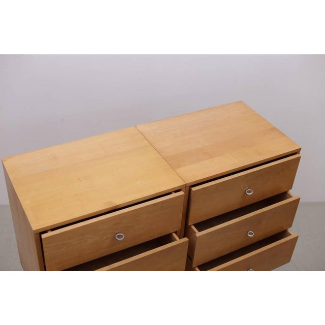 Mid-Century Modern Paul McCobb Planner Group Six-Drawer on Bench by Winchendon For Sale - Image 3 of 8