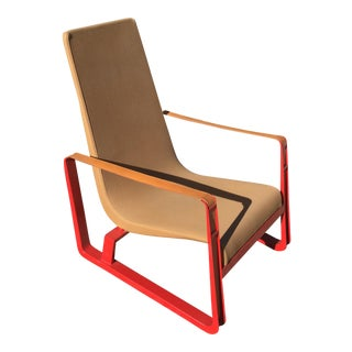 1930s Vintage Prouve Cité Chair For Sale
