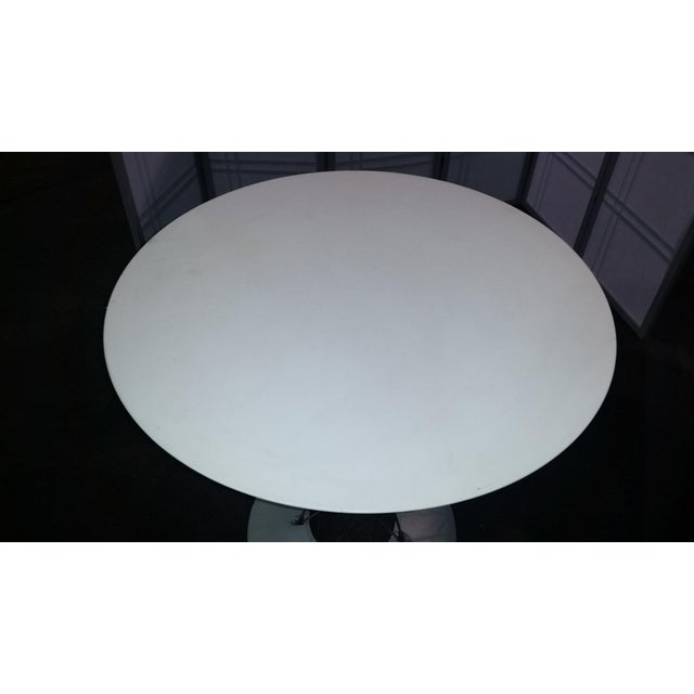 Modernist Cafe Table - Image 4 of 10