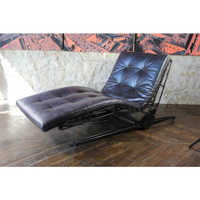 Osvaldo Borsani Chaise Lounge For Sale - Image 11 of 11