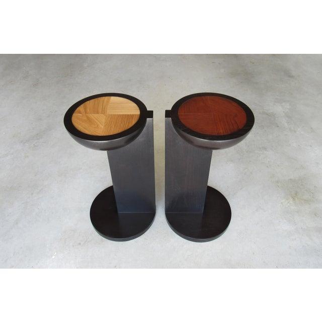 Jason Mizrahi Sia Side Table For Sale - Image 4 of 5