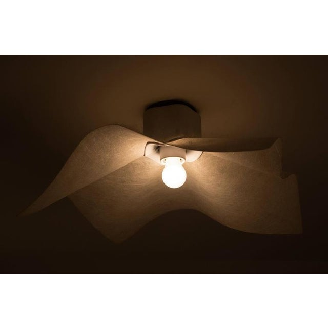 """Six """"AREA"""" Wall or Ceiling Lights by Mario Bellini for Artemide - Image 6 of 8"""