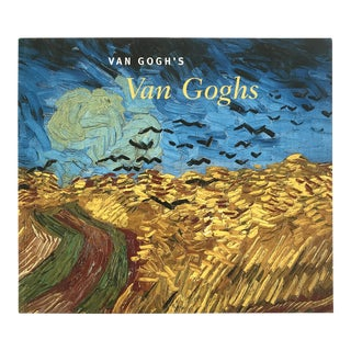 "1998 ""Van Gogh's Van Goghs"" First Edition Museum Exhibition & Art Book For Sale"