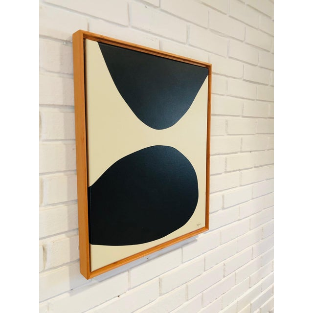 Artist: Tony Curry Modern Abstract Painting Signed & Titled. Original Painting on Professional Artist Canvas. Beautifully...