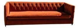 Image of Velvet Standard Sofas