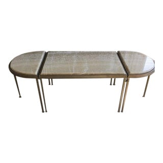 Century Furniture Onyx Jade Coffee Table For Sale