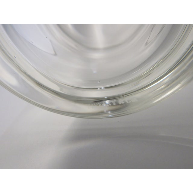 2010s Low Ball Glasses by Tiffany & Co - Set of 4 For Sale - Image 5 of 13