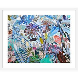 "Medium ""Overgrown Forest"" Print by Martyna Zoltaszek, 29"" X 23"" For Sale"