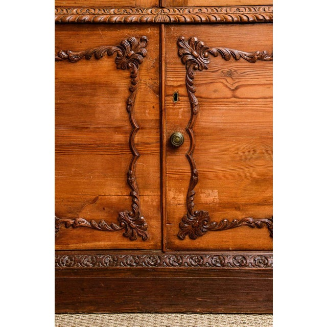 19th Century French Neoclassical Cabinet For Sale - Image 10 of 11