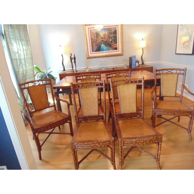 Roche Bobois Dining Room Chairs - Set of 6 - Image 3 of 9
