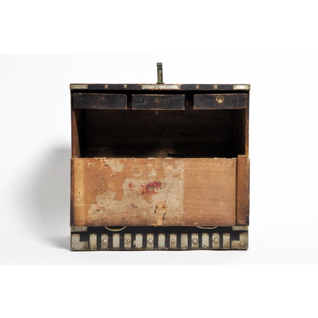 Late 19th Century Korean Wedding Chest For Sale - Image 11 of 13