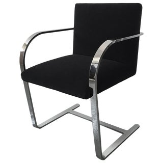 Brno Chair in Black For Sale