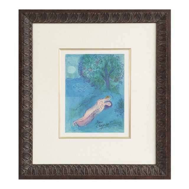"""Marc Chagall, """"Daphne and Chloe"""" For Sale"""