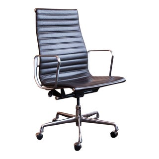 Herman Miller Eames Aluminum Group High-Back Chair